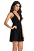 Image 3 of Talulah I Live To Kiss Dress in Black