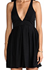 Image 5 of Talulah I Live To Kiss Dress in Black