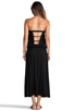 Image 3 of Tiare Hawaii Ibiza Dress in Black