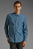 Image 1 of TOVAR Nathan Button Up in Chambray
