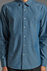 Image 4 of TOVAR Nathan Button Up in Chambray