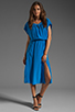 Image 2 of Tracy Reese Cocoon Dress in Aquarian