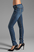 Image 2 of True Religion Stella Lower Rise Skinny in Whiskey Blue