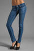 Image 1 of True Religion Stella General Lee Skinny in Rosewood