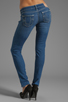Image 3 of True Religion Stella General Lee Skinny in Rosewood