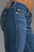 Image 5 of True Religion Stella General Lee Skinny in Rosewood