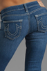 Image 6 of True Religion Stella General Lee Skinny in Rosewood