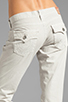 Image 6 of True Religion Overdye Cameron Boyfriend Jeans in Stone Grey