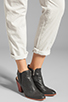 Image 7 of True Religion Overdye Cameron Boyfriend Jeans in Stone Grey