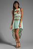 Image 2 of This is a Love Song Marina Del Ray Dress in Tropical