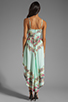 Image 4 of This is a Love Song Marina Del Ray Dress in Tropical