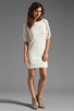 Image 2 of Trina Turk Bonfire Dress in White Wash