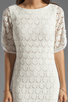 Image 5 of Trina Turk Bonfire Dress in White Wash