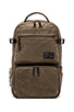 Image 1 of Tumi T-Tech Melville Zip Top Brief Pack in Khaki