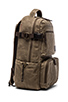 Image 3 of Tumi T-Tech Melville Zip Top Brief Pack in Khaki