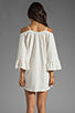 Image 4 of VAVA by Joy Han Anna Embroidered Dress in White