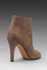 Image 4 of Vince Camuto Kanster Bootie in Smoke Taupe