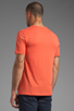 Image 3 of Vince Favorite Jersey Tee in Coral Reef