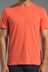 Image 4 of Vince Favorite Jersey Tee in Coral Reef
