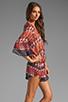 Image 3 of Vix Swimwear Zambia Chemise Tunic in Multi