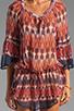 Image 5 of Vix Swimwear Zambia Chemise Tunic in Multi