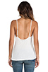 Image 3 of Wildfox Couture Pastel America Paradise Cami in Bright Cloud