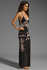 Image 3 of WOODLEIGH Sadie Tank Maxi in Charcoal