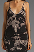 Image 5 of WOODLEIGH Sadie Tank Maxi in Charcoal