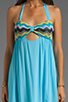 Image 5 of WOODLEIGH Keaton Maxi in Turquoise