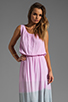 Image 1 of WOODLEIGH Quinn Dress in Blush