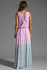Image 4 of WOODLEIGH Quinn Dress in Blush