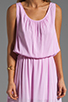Image 5 of WOODLEIGH Quinn Dress in Blush