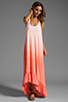 Image 2 of WOODLEIGH Millie Dress in Salmon