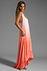 Image 3 of WOODLEIGH Millie Dress in Salmon