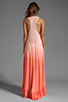 Image 4 of WOODLEIGH Millie Dress in Salmon