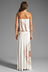 Image 4 of Young, Fabulous & Broke Sydney Maxi in Tan Zion Wash
