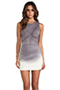 Image 1 of Young, Fabulous & Broke Heloise Mini in Grey Ombre