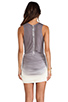 Image 4 of Young, Fabulous & Broke Heloise Mini in Grey Ombre