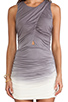 Image 5 of Young, Fabulous & Broke Heloise Mini in Grey Ombre