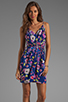 Image 1 of Yumi Kim Jayne Dress in Navy Kira Floral