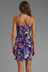 Image 4 of Yumi Kim Jayne Dress in Navy Kira Floral