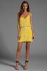 Image 2 of Yumi Kim Elsa Dress in Abstract Yellow