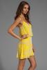 Image 3 of Yumi Kim Elsa Dress in Abstract Yellow