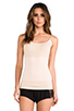 Image 1 of Yummie by Heather Thomson Strappy Tank in Nude