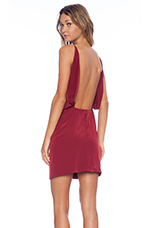 Paola Mini Dress in Shiraz