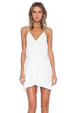 Lavinia Mini Dress in White