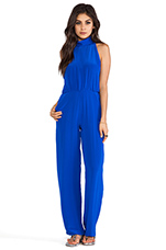 Augusta Jumpsuit in Cobalt Blue
