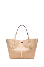 Isabella Small Tote in Pouff