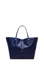 Isabella Large Tote in Midnight