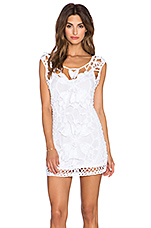 Magnolia Dress in White